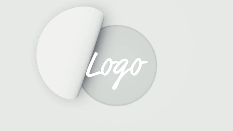 Minimal Logo Reveal Pack: After Effects Templates