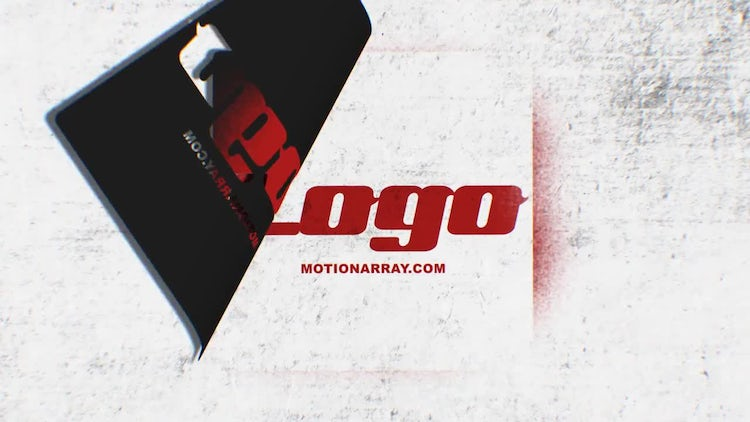 Stencil Logo: After Effects Templates