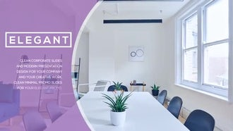 Elegant Corporate Promo: After Effects Templates