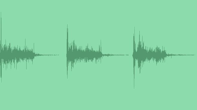 Water Closet Flush: Sound Effects