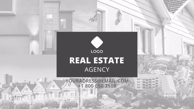 Modern Real Estate: Premiere Pro Templates