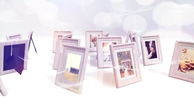 The Memories Album: After Effects Templates