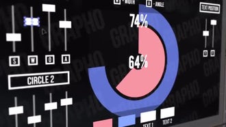 Fully Customizable Graphs: After Effects Templates