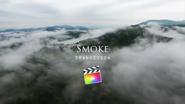 Smoke Transitions: Final Cut Pro Templates