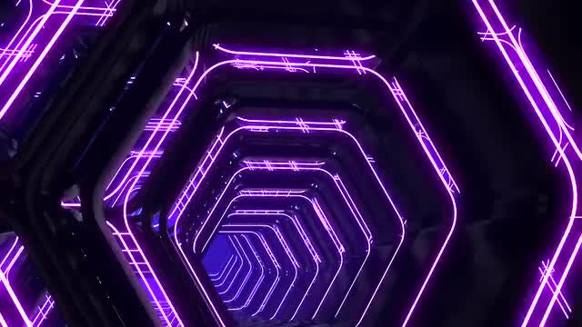 Tunnel Logo Pack: Premiere Pro Templates
