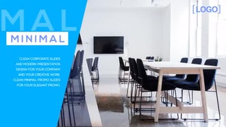 Clean Lines Corporate Promo: After Effects Templates