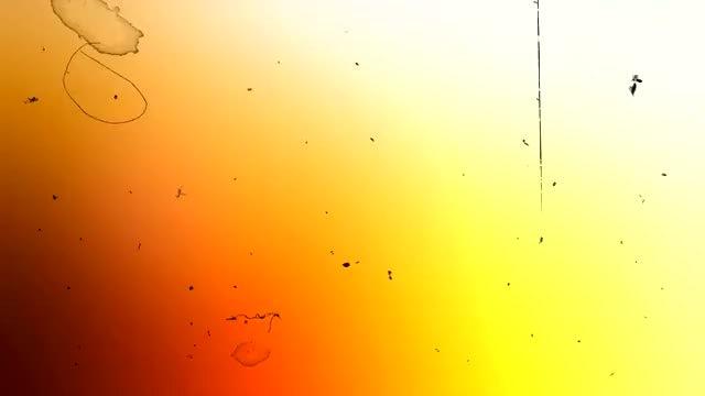Film Burn Overlay - Stock Motion Graphics | Motion Array