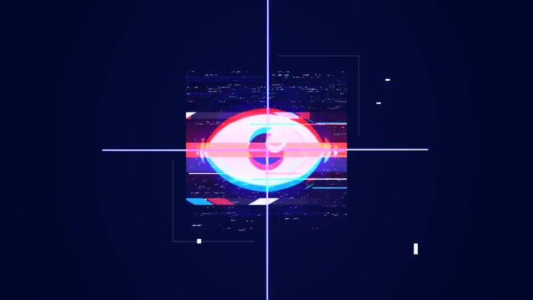Glitch Trap Logo: After Effects Templates