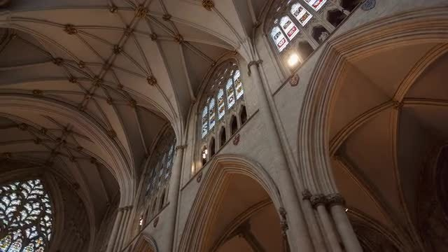 York Minster: Stock Video