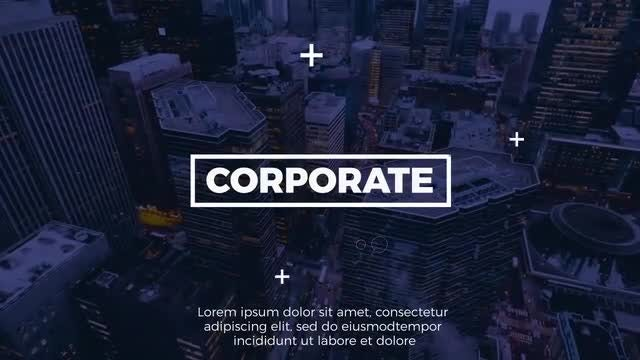 Creative Corporate Promo: After Effects Templates