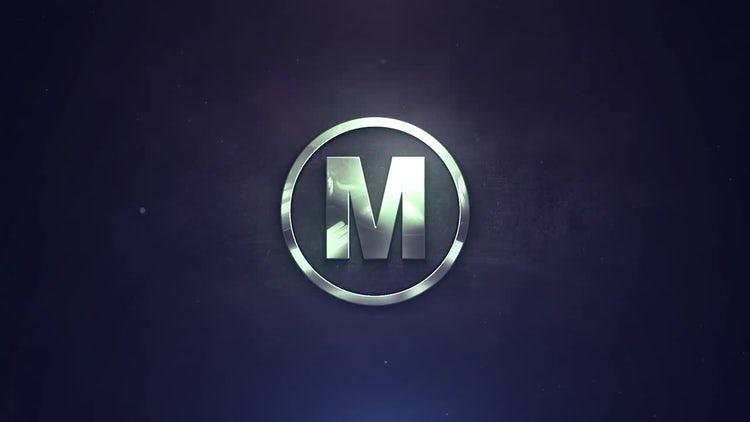Liquid Metal Logo: After Effects Templates