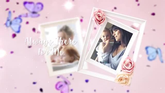 Mother's Day Slideshow: After Effects Templates