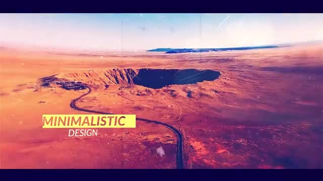 Epic Cinematic Ink Slideshow: After Effects Templates