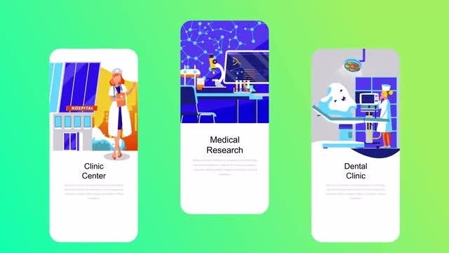 Medicine - Flat Instagram Stories: After Effects Templates
