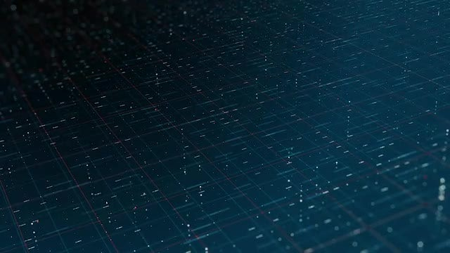 Futuristic Background: Stock Motion Graphics