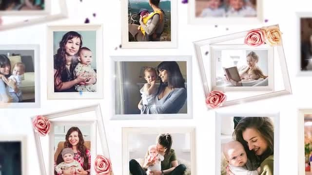 Mother's Day Logo Opener: After Effects Templates