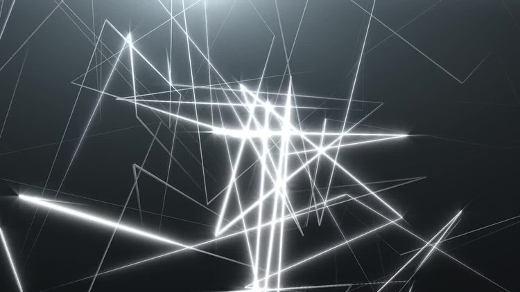 Glowing Lines: Stock Motion Graphics