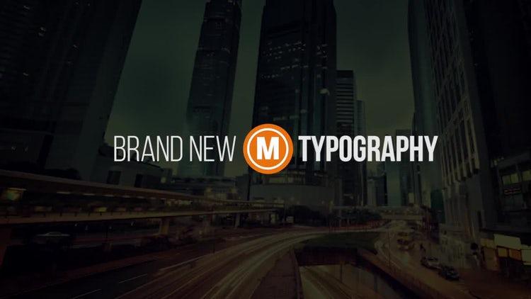 Modern Titles V3: Premiere Pro Templates