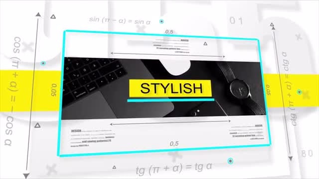 4K Science Innovation Technology - Presentation: After Effects Templates