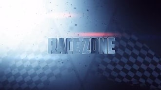 Race Zone Title Design: After Effects Templates