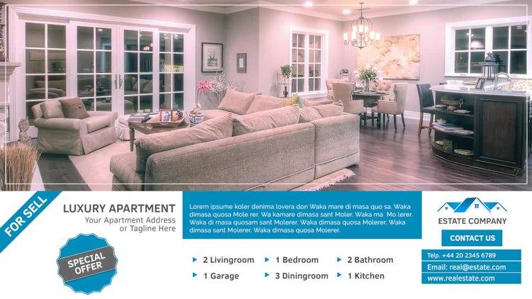 Real Estate Property: Premiere Pro Templates