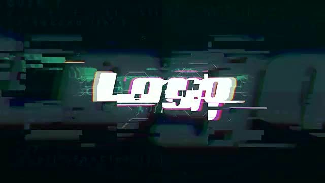 Digital Logo Opener: After Effects Templates