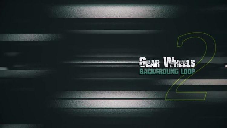 3D Metal Gears V2: Motion Graphics
