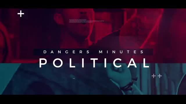 Politics Opener: After Effects Templates