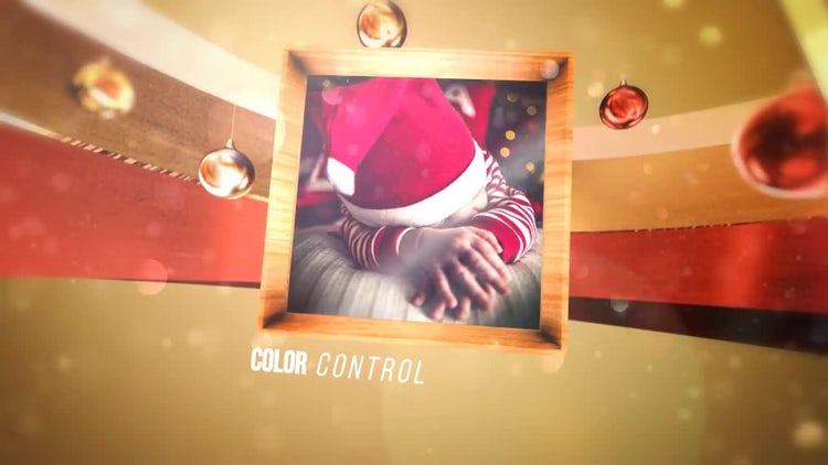 New Year Slides: After Effects Templates