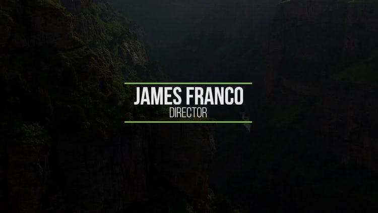 Modern Titles V4: Premiere Pro Templates