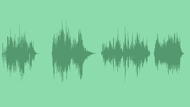 Best Glitch: Sound Effects