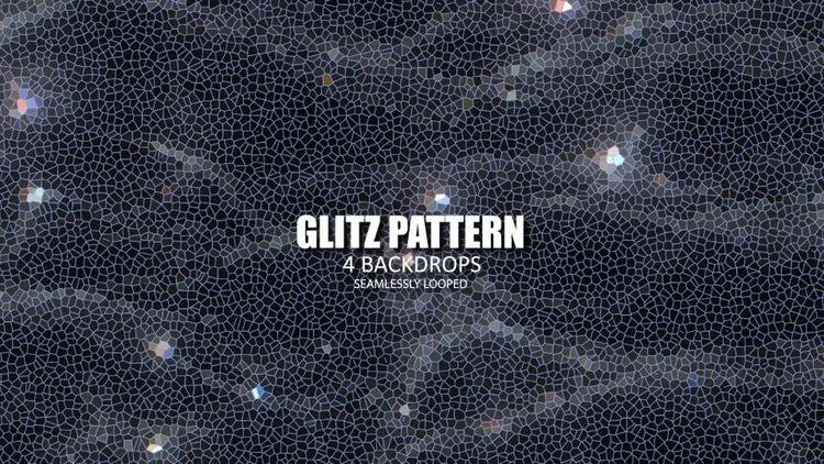 Glitz Pattern Pack: Stock Motion Graphics
