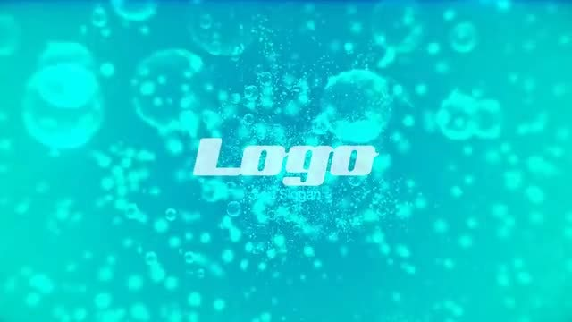 Water Logo Reveal: After Effects Templates