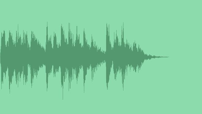 Calm Logo: Royalty Free Music