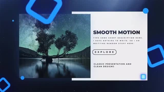 The Space: After Effects Templates