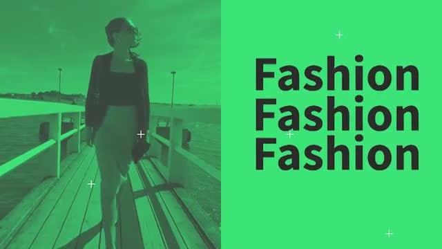 Fashion Minimal: Premiere Pro Templates