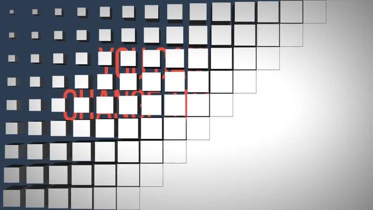 3D Shape Transitions: Motion Graphics
