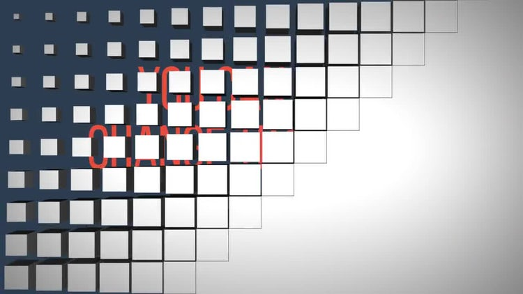 3D Shape Transitions: Stock Motion Graphics