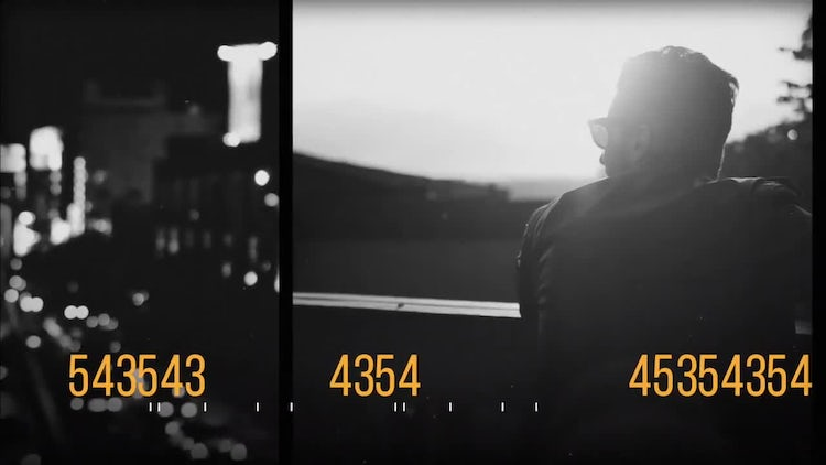 Filmic Intro: After Effects Templates