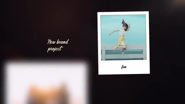Slideshow | Moments Of Life: Premiere Pro Templates