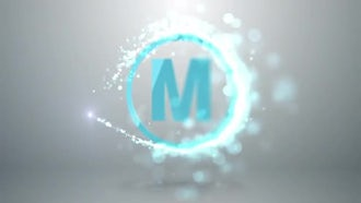 Quick Particle Logo: After Effects Templates