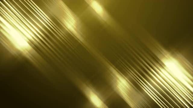 Gold Looped Background: Stock Motion Graphics