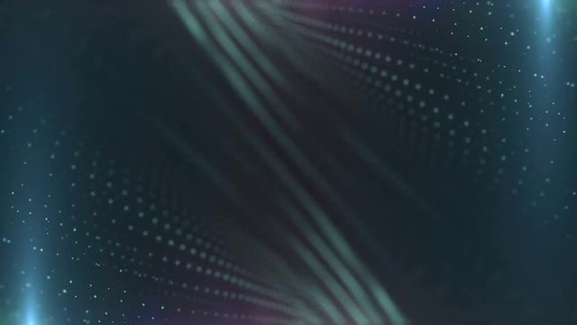 Cyan Modern Look Background: Stock Motion Graphics