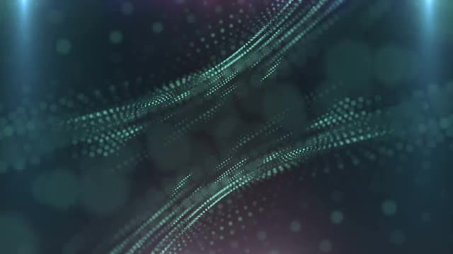 Ambient Particles: Stock Motion Graphics
