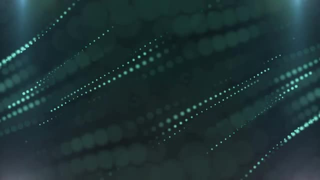Luminous Circle: Stock Motion Graphics