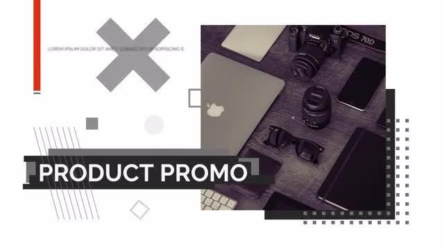 Glitch Product Promo: Premiere Pro Templates