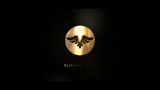 Supreme Logo Reveal: After Effects Templates