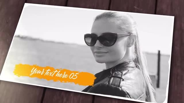 Moments Of Life: After Effects Templates