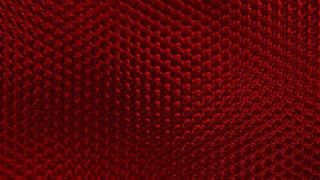 Red Textured Wall 4K: Stock Motion Graphics