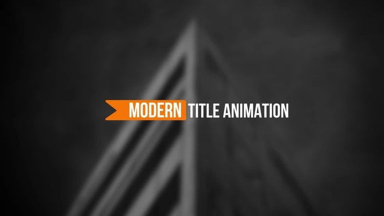 Minimal Titles v22: After Effects Templates